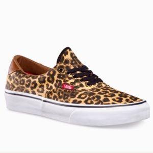 b2a7668900 Vans Shoes - Vans Men s Era 59 Leopard Cheetah Print Sneakers